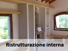 ristrutturazione interna